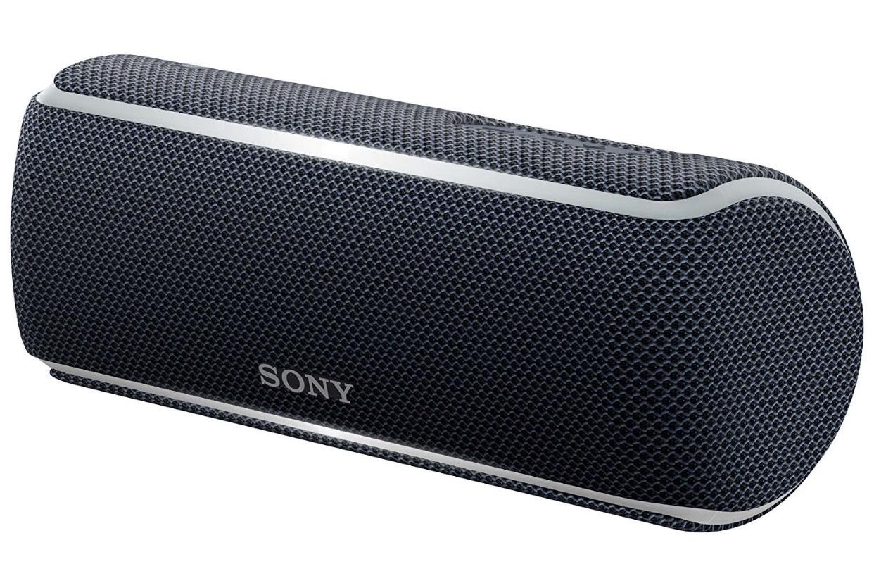 Sony SRS-XB21  Bluetooth Lautsprecher in Schwarz, Blau, Gelb, Rot oder Weiß