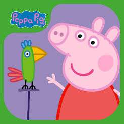 iOS / Android: Peppa Wutz - Polly Papagei