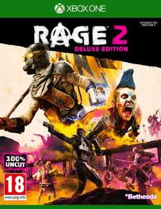 Rage 2 - Deluxe Edition [PS4/Xbox/PC]
