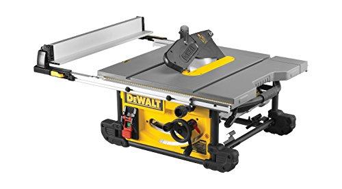 DeWalt DW745 Elektro-Tischkreissäge (1850W, Parallel- und Gehrungsanschlag)