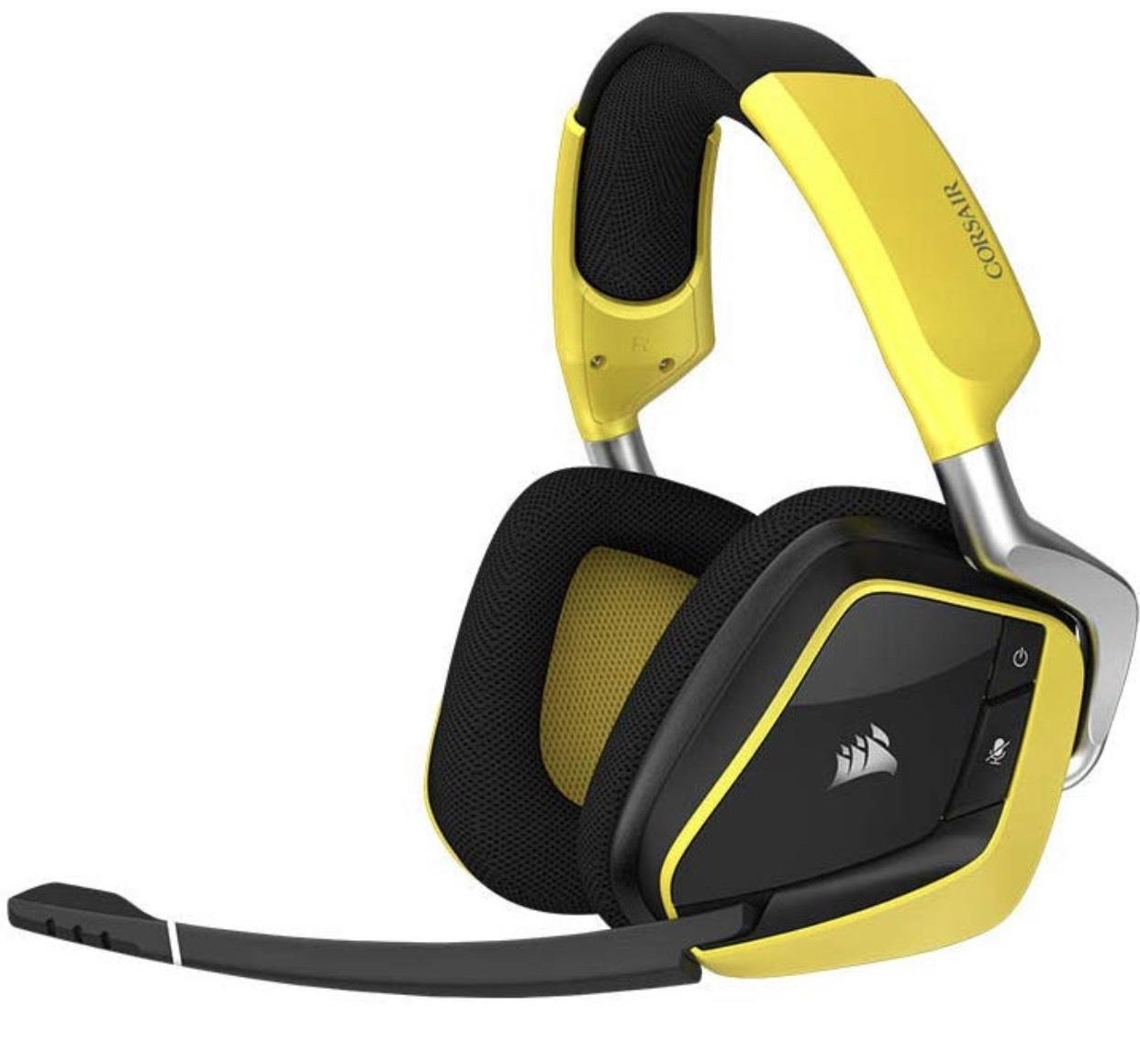 Corsair VOID PRO RGB Wireless Special Edition gelb