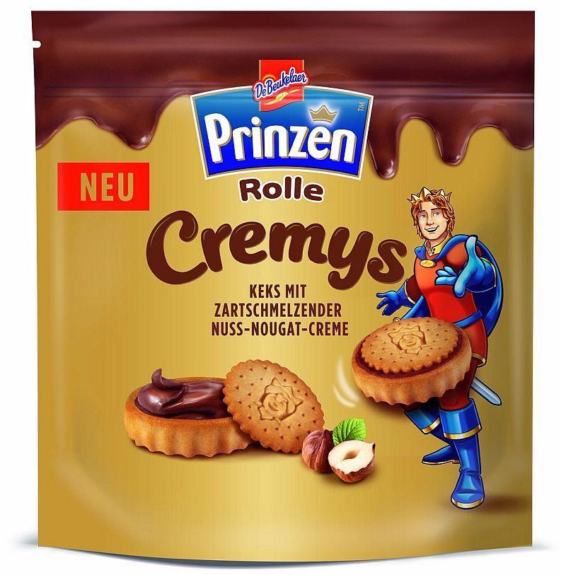 Die neuen Prinzenrolle Cremys