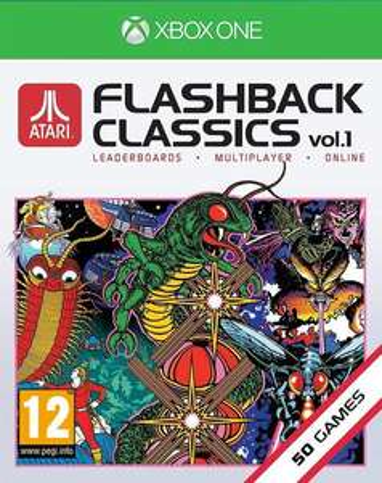 Atari Classics Volume 1  (Xbox One)