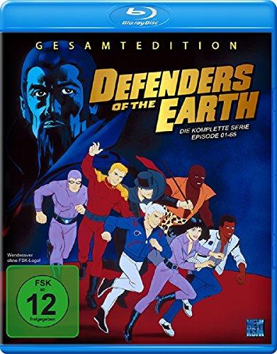 Defenders of the Earth - Gesamtbox (Blu-Ray)