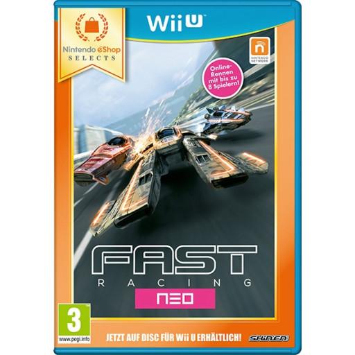 FAST Racing NEO Nintendo - [Wii U]