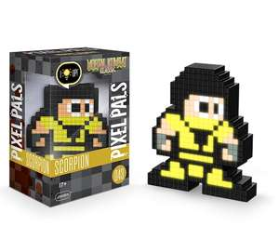 [Gamestop] Pixel Pals aus der Mortal Kombat Serie