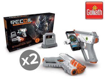2x Goliath Recoil Starter Set