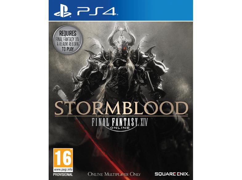 Final Fantasy XIV: Stormblood [PS4]