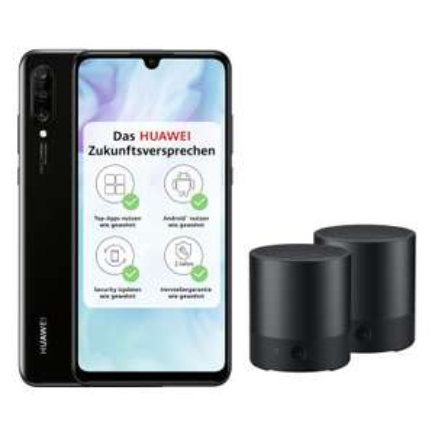 Huawei Sommeraktion P30 lite + 2 gratis MiniSpeaker CM510