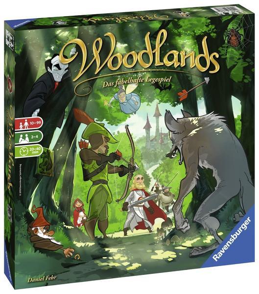Woodlands, Das fabelhafte Legespiel