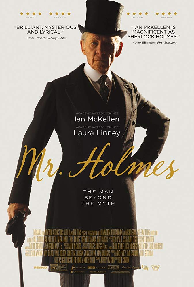 Mr. Holmes (HD) gratis Stream (Arte) + Download Link