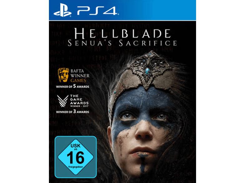 Hellblade: Senua's Sacrifice (PlayStation 4)