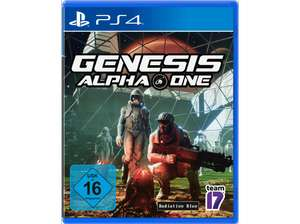 Genesis Alpha One (PlayStation 4 / XBOX)