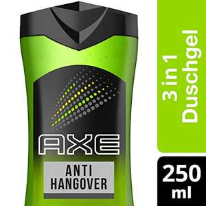 www.amazon.de l  Axe Diverse Duschgels l Collision Leather & Cookies l Anti-Hangover l Black oder Alaska 6er Pack!