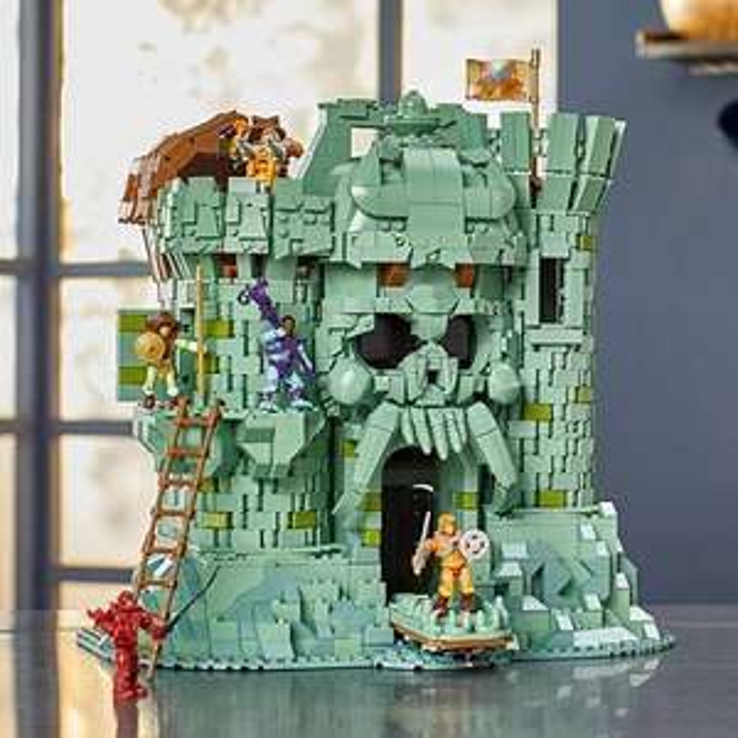 Mattel Mega Construx GGJ67 - Masters of the Universe Castle Grayskull