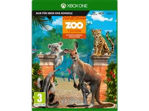 Zoo Tycoon - Zookeeper Collection (Xbox One)