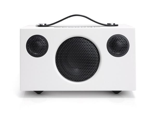 Audio Pro Addon T3: Bluetoothlautsprecher für unterwegs mit Akku & Stromanschluß