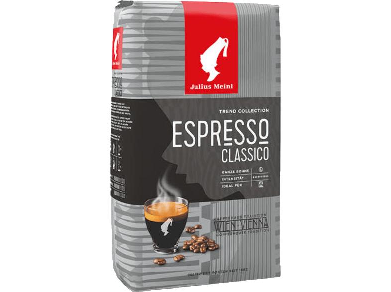 Julius Meinl Trend Collection Espresso Classico, 1 kg ganze Bohnen