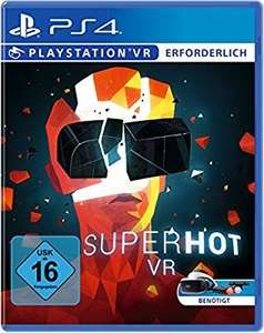 Superhot VR (PS4/PSVR) (in Wien abholbar)