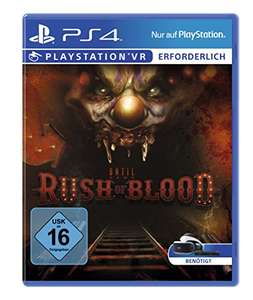 Until Dawn: Rush of Blood (PSVR) (PS4)