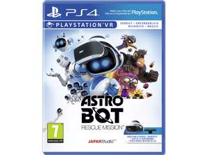Astro Bot Rescue Mission (PS4/PSVR)