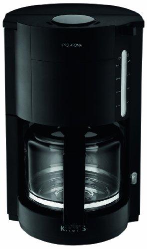 Krups F30908 Krups ProAroma Glas-Kaffeemaschine (bis zu 10 Tassen, 1.050 W)