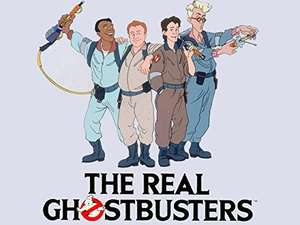 78 Folgen The Real Ghostbusters für 0,99€ für Amazon Prime Kunden