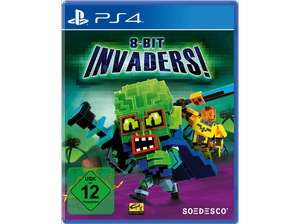 8 Bit Invaders - (PlayStation 4)