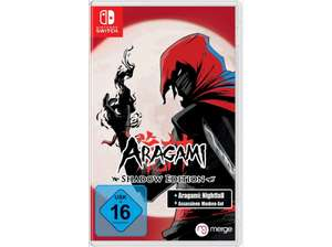 Aragami - Shadow Edition (Switch)
