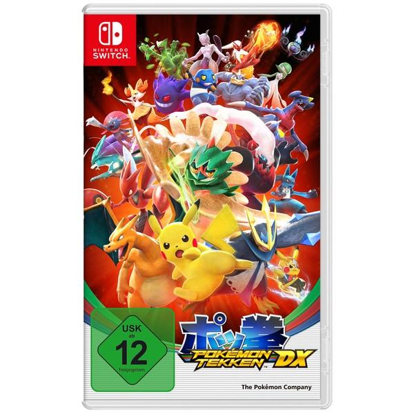 Pokémon Tekken DX (Switch)