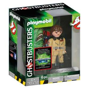 playmobil Ghostbusters - Sammlerfiguren