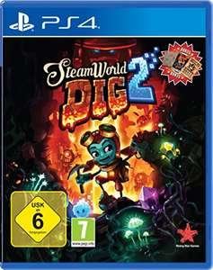 SteamWorld Dig 2 (PlayStation 4)