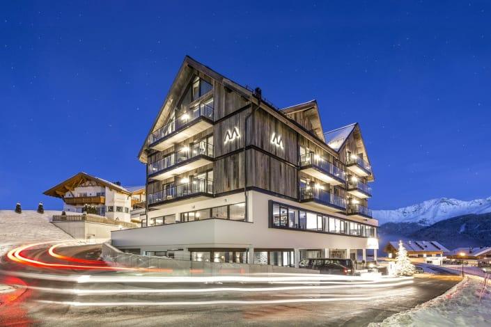 Designhotel Das Marent in Fiss (Tirol) - 2 Nächte, 2 Personen, inkl. Frühstücksbuffett und 4-Gänge-Abendmenü