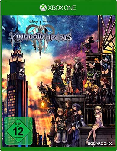 Kingdom Hearts III - [PlayStation 4] / [XBOX One]