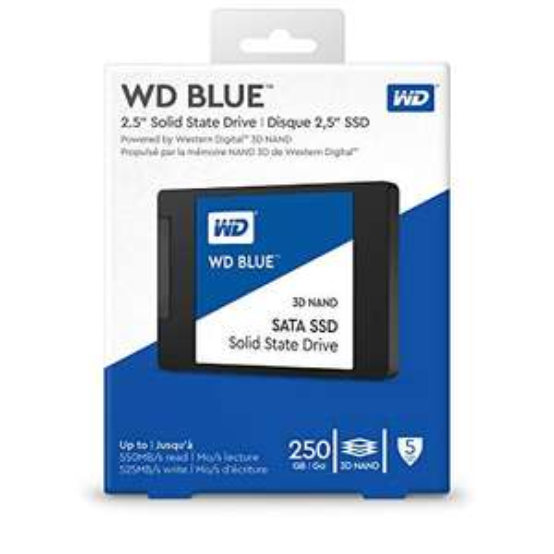 Western Digital WD Blue 3D NAND SATA SSD 250GB