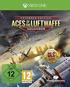 Aces of the Luftwaffe - Squadron Edition (PlayStation 4/Xbox)