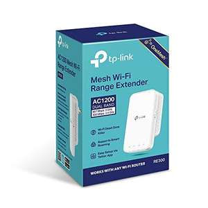 TP-Link RE300 Mesh Dualband WLAN Repeater