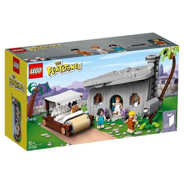 The Flintstones - Familie Feuerstein (LEGO Ideas - 21316)