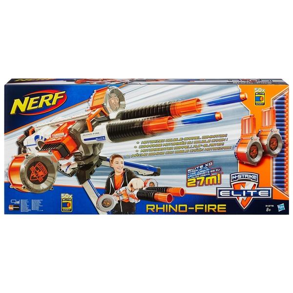 NERF - N-Strike Elite XD Rhinofire