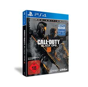 Call of Duty: Black Ops 4 - Pro Edition [PS4 / XBOX ONE]