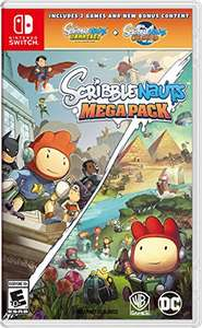 Scribblenauts Mega Pack [Nintendo Switch]