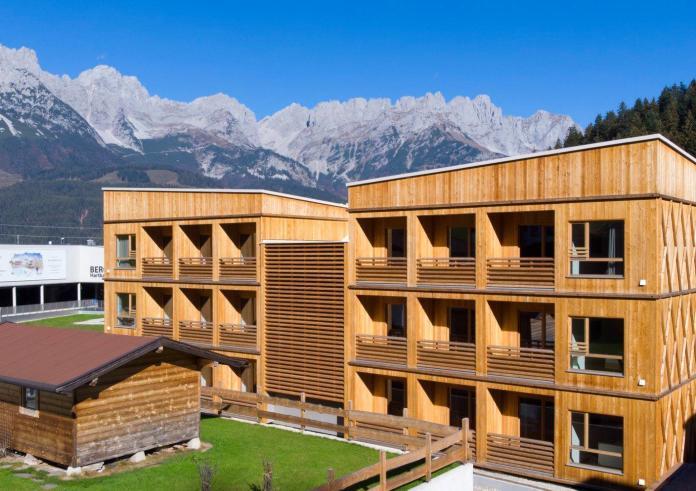 4* Tirol Lodge Ellmau, ab 2 Nächten, 2 Personen