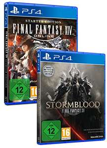 Final Fantasy XIV Double Pack (PS4) (Online Starter Pack + Stromblood)