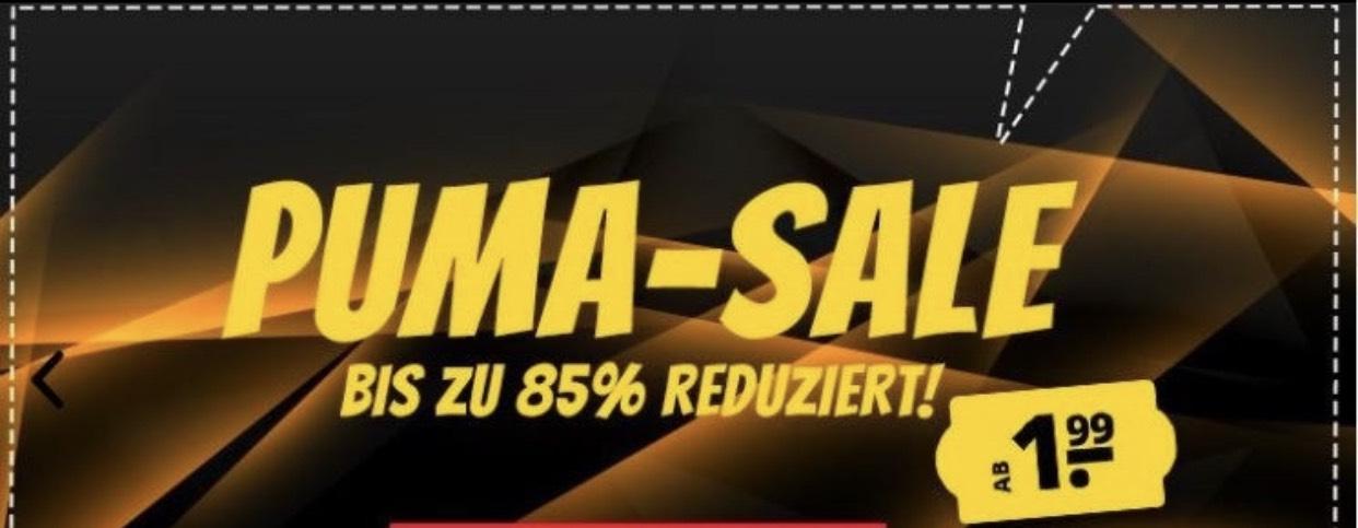 Puma Sale mit Ersparnissen von bis zu 52%