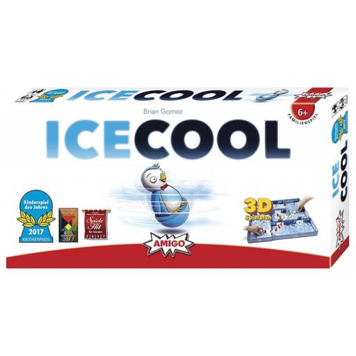 Icecool, Kinderspiel des Jahres 2017