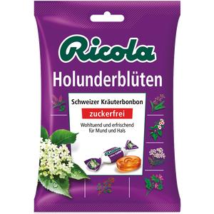 [Bipa Filialen] Ricola Holunderblüten Schweizer Kräuter-Bonbons um 0,75€ oder Vöslauer Balance, Frucade, Emotion um nur 0,37€
