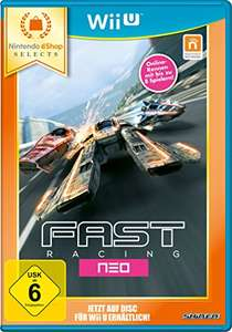 [Amazon] Fast Racing Neo für Nintendo Wii U