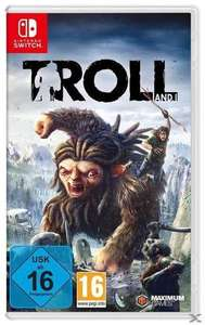 [Libro.at] Troll and I für Nintendo Switch