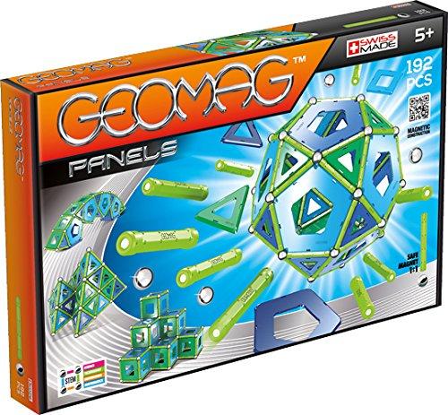 """Geomag 464"""" Panels Konstruktionsspielzeug, 192-teilig"""