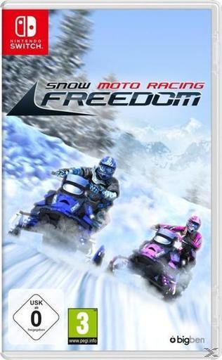 [AntizyklischerPreisjäger] Snow Moto Racing Freedom für Nintendo Switch bei Libro